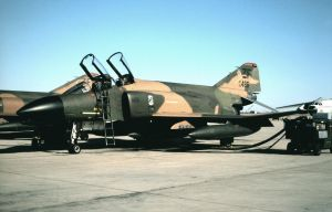Homestead F-4D in 'Wraparound' by F16CrewChief