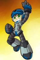 Mighty No. 9 by El-Sato