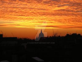 London Sunrise by candybop