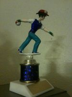 bowling guy cosplaying Ash... by myfairygodmother