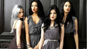 Pretty Little Liars by atthis83