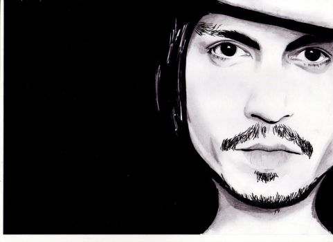 Johnny Deep by I-Lyann