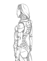 Android by CuratrixIapetus