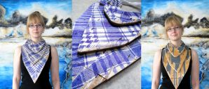 Stockholm scarf by Solinni