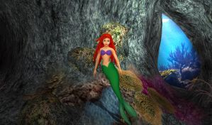 The Little Mermaid by AlexFly