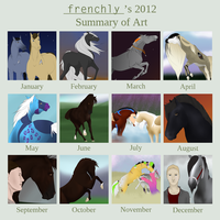 frenchly's 2012 summary by frenchly
