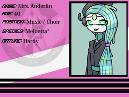 h-p teacher | Mrs. Anderlin by Delayni
