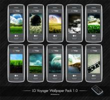 LG Voyager Wallpaper Pack 1.0 by TheAL
