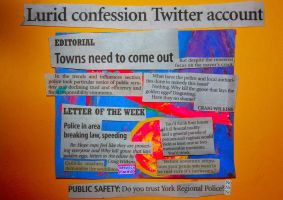 Lurid Confessions: Town needs to come out by KeswickPinhead