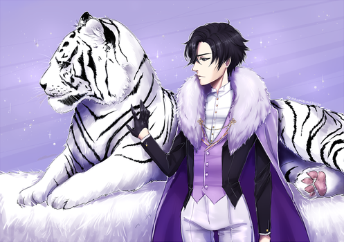 MM: Jumin by wwhitewwand