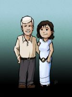 My Folks by Garrenh
