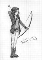 THG - Archery by An-Haruno-Girl