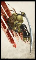 TMNT. color. by MarteGracia