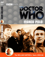Marco Polo DVD cover by Leda74