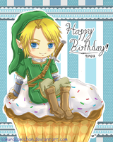 Link : Happy Birthday by sakurasamichan