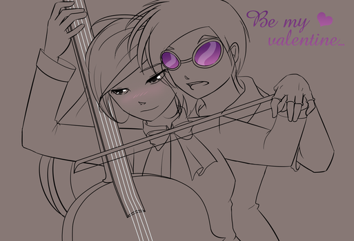 valentines day 2013 by Kare-Valgon