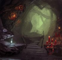 cave by GreyHues
