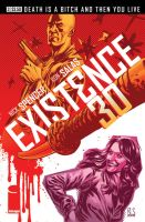 Existence 3.0 Issue 3 Cover by ronsalas
