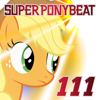 Super Ponybeat Vol. 111 Mock Cover by TheAuthorGl1m0