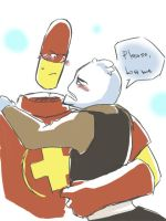 ozzy and drix by mst-cl