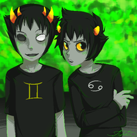 Karkat: Whisper, Beg and Plead by xBlimpcat