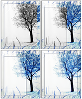 Winter Lit Template PNG by NotPeople-Stock