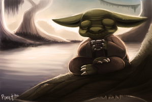 1.5 Yoda (1hr.20) by Cryptid-Creations