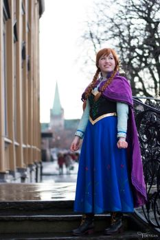 Anna by Lumacosplay