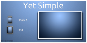 Yet Simple iDevices by devlindd