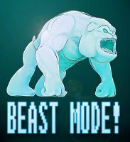 Beast Mode by Art-by-Smitty