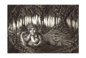 03: The Hobbit - The ring by ritchat