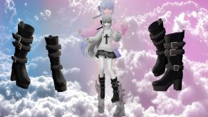 Boots download (MMD) by YamiSweet