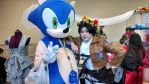 Sonic and Attack of a Titan by FiveNightsAtFoxys