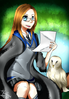 [AT] Pottermore Letter by MarVogue