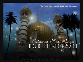 Idul Fitri 1429 H by andaiy
