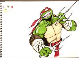 Its A Right Old Raph Inint by wotnip