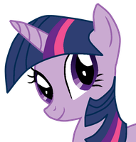 Twilight Sparkle  Vector-ish by Xeirla
