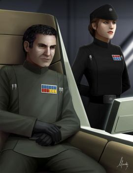 Era of Rebellion: Claudius Rodney and Kerrie Kiley by Mauricio-Morali