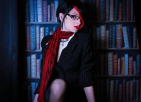 Headmistress Fiora Cosplay: I never hold back by Hanuro-Sakura