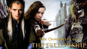 Chronicles of the Fellowship - Susan and Legolas by Lily-so-sweet