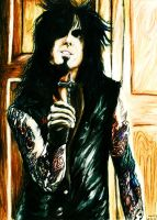 Nikki Sixx 4 by Sass-Haunted