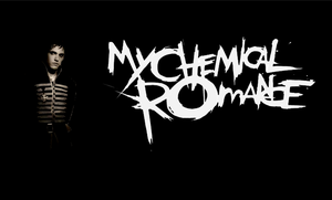 Mikey Black Parade wallpaper by realtimelord
