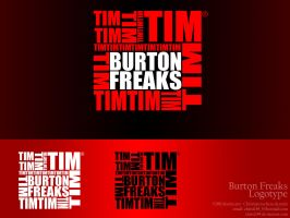 Burton Freaks logotype by christ139
