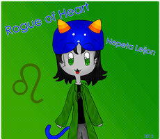 Nepeta - Rouge of heart by Link-Pikachu