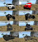 Feral Heart Vehicle Item pack [UPD: 25/06/2015] by N1TrOuSOx1d3
