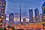 Another CN tower shot by yaelperez