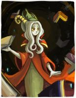 The Sorceress by BettyKwong