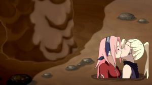 Sakura and Ino's Final Moments 2/4 by RBX2