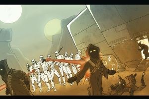 The Jawa Massacre by Juggertha