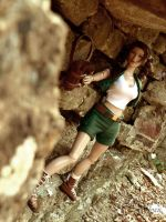 TR4:Custom Lara Croft Young 2 by Laragwen